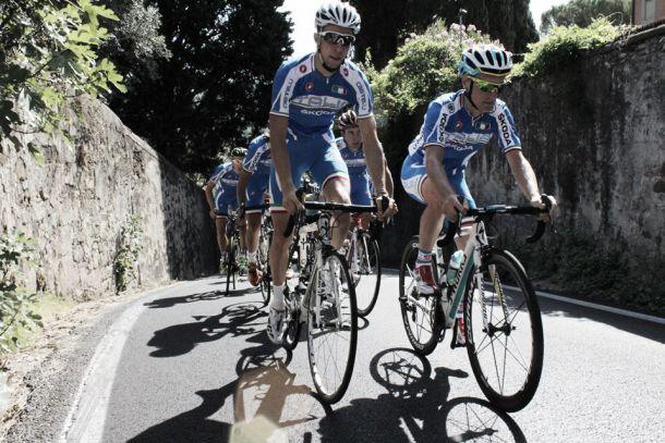 Italia se presenta en Ponferrada sin Pozzato