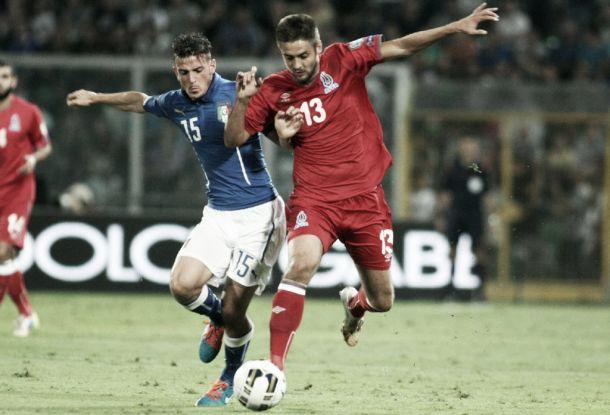 L'Italia in Azerbaigian, tre punti e sarà Europeo