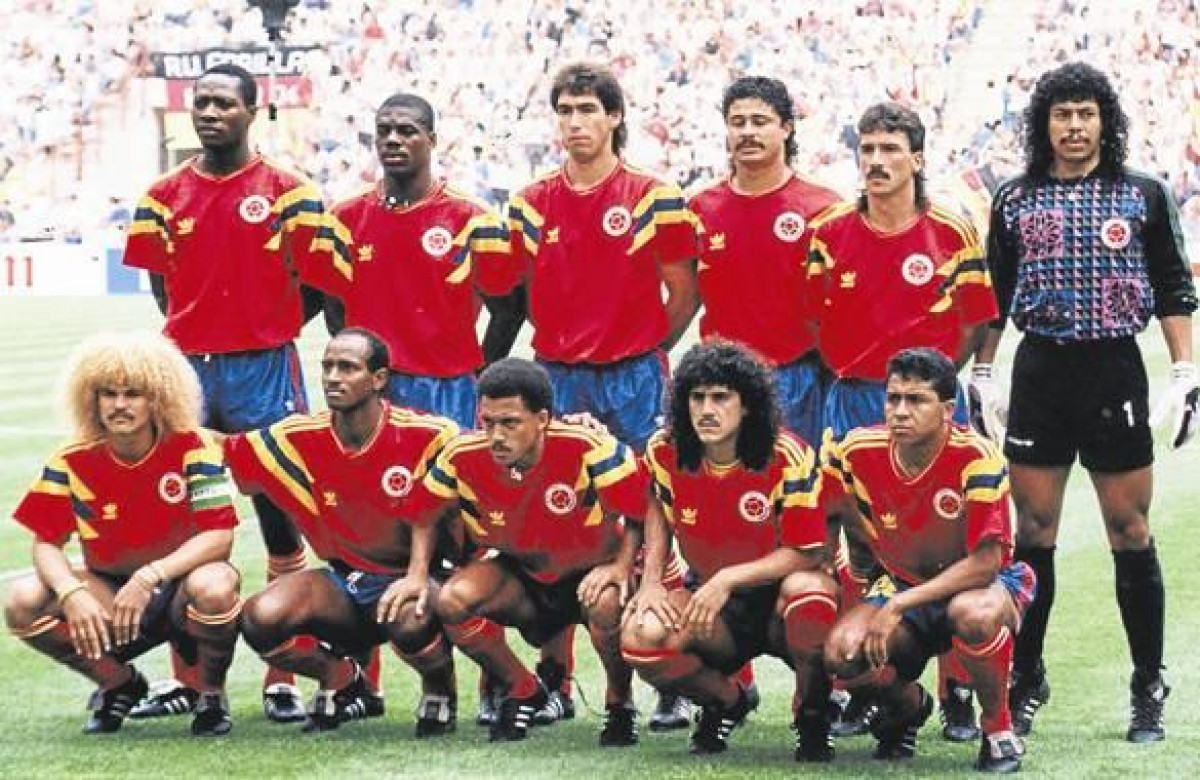 Mayo 4 de 1990: Colombia vs Polonia