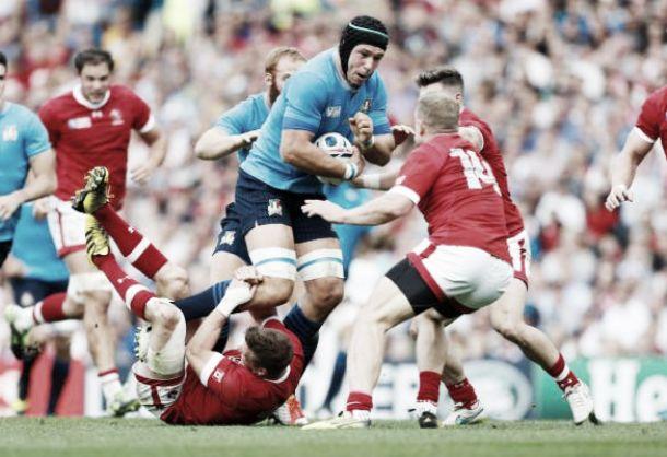 Copa Mundial de Rugby 2015: sin que le sobre nada, Italia venció a Canadá y aun sueña con avanzar a cuartos de final