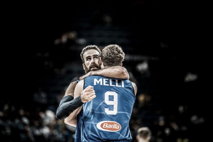 Eurobasket 2017 - Messina e Melli celebrano il gruppo: Italia-Finlandia, le voci del post