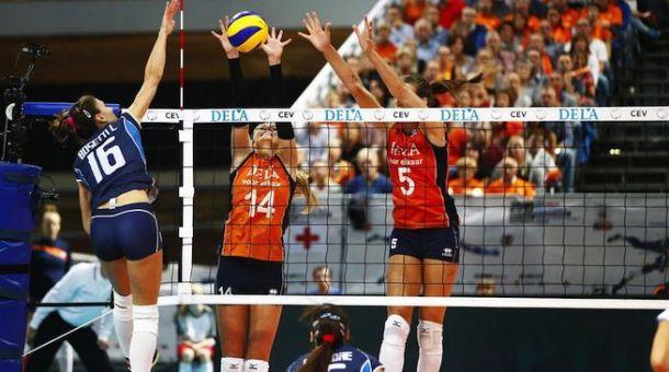 Campionato Europeo di volley femminile: bilancio sull'Italia alla vigilia degli ottavi di finale