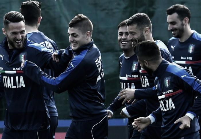 Italia, Ventura recupera Bonucci: con l'Albania sarà 4-2-4