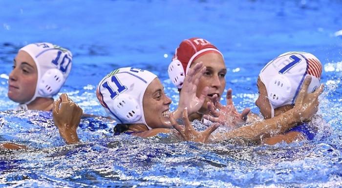 Diretta Rio 2016 in finale Pallanuoto Femminile: Italia - USA 5-12, Setterosa argento olimpico!
