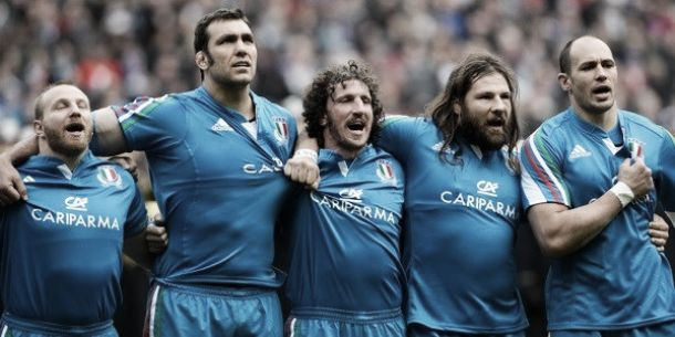 Copa Mundial de Rugby 2015: Italia