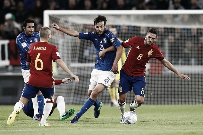 Qualificazioni Russia 2018 - Italia e Spagna per risolvere il gruppo G