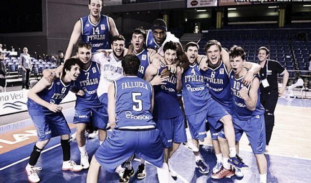 EuroBasket Under 20: alla scoperta dell'Italia di Sacripanti