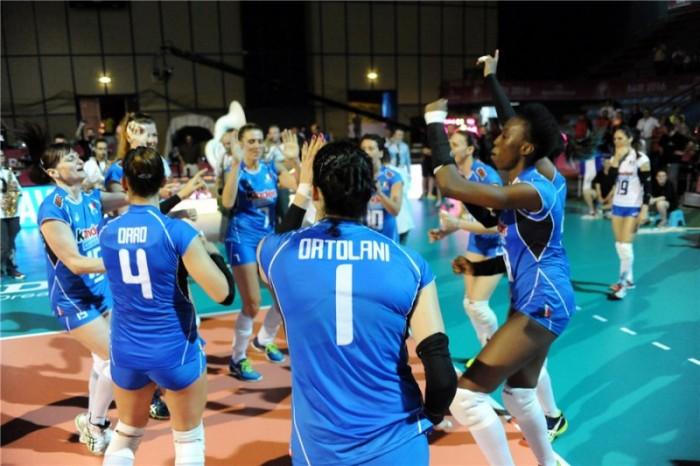 Volley F, FIVB World Grand Prix, Italia- Thailandia sospesa per blackout