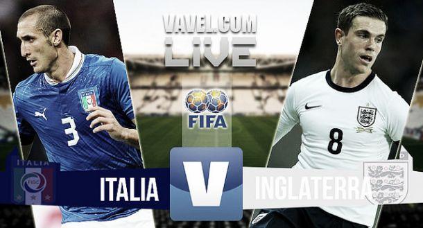 Italia vs Inglaterra en vivo y en directo online 2015 (1-0)