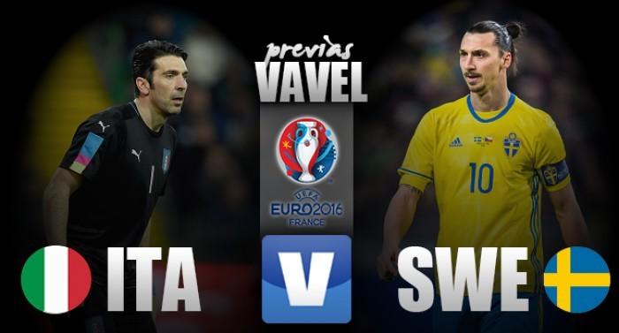 Após brilhar na estreia, Itália encara Suécia para se classificar de maneira antecipada