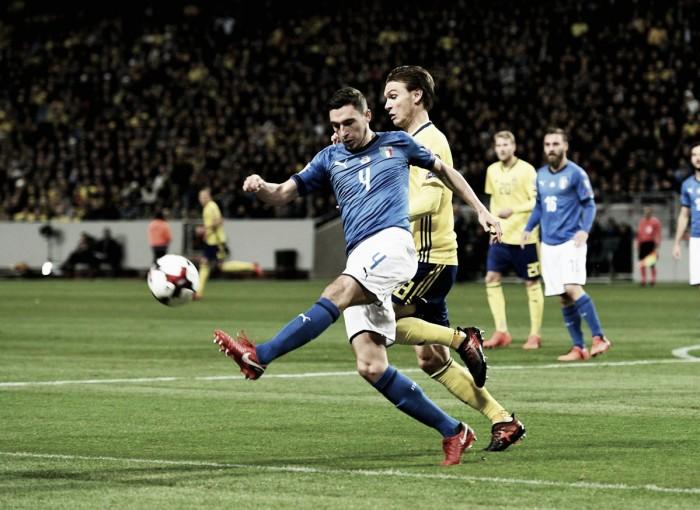 Resumen Italia 0-0 Suecia: la 'azzurra' se queda fuera del Mundial sesenta años después