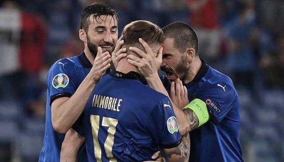 Cara a cara, Italia vs Austria: los italianos buscan mantener la valla invicta