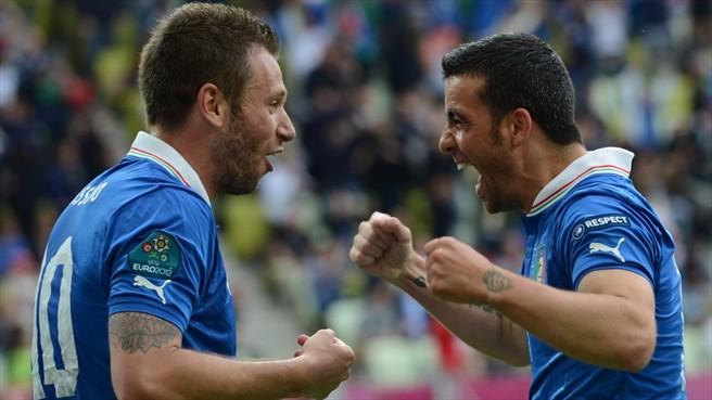 Italia - Croacia: a por la primera victoria