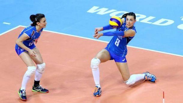 Volley, Gran Prix: l'Italia supera il Belgio