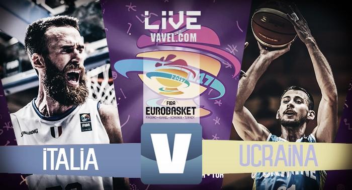 Italia-Ucraina in diretta, FIBA EuroBasket 2017 LIVE (78-66): SECONDA VITTORIA AZZURRA!