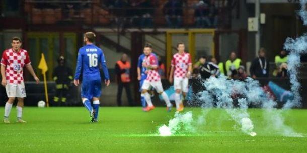 Les buts de Italie vs Croatie