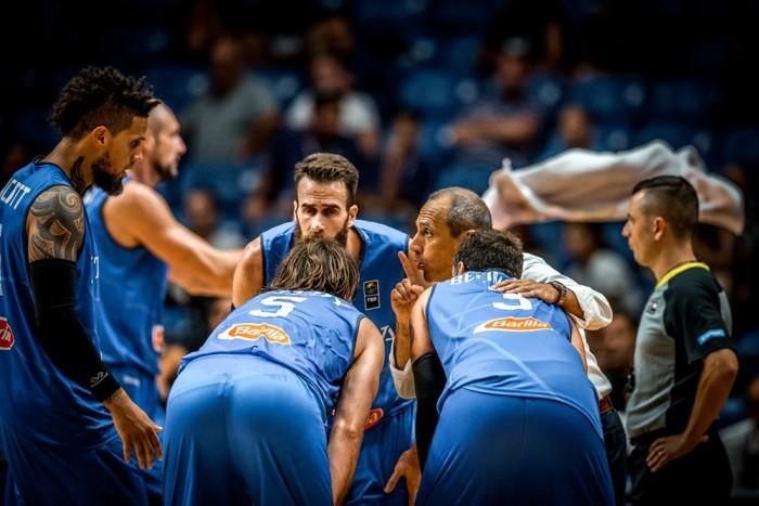 EuroBasket 2017 - Italia, sconfitta di carattere