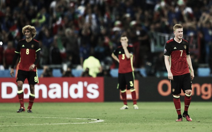 Analysis: Belgium 0-2 Italy - What went wrong for Marc Wilmots' men in their Euro 2016 opener?