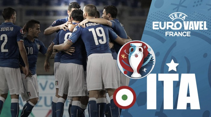 Euro 2016 Preview - Italy: Gli Azzurri out to make amends for 2012 final defeat