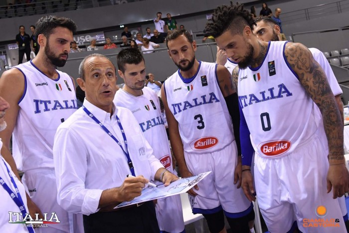 Torneo di Tolosa - Italbasket all'esame Montenegro