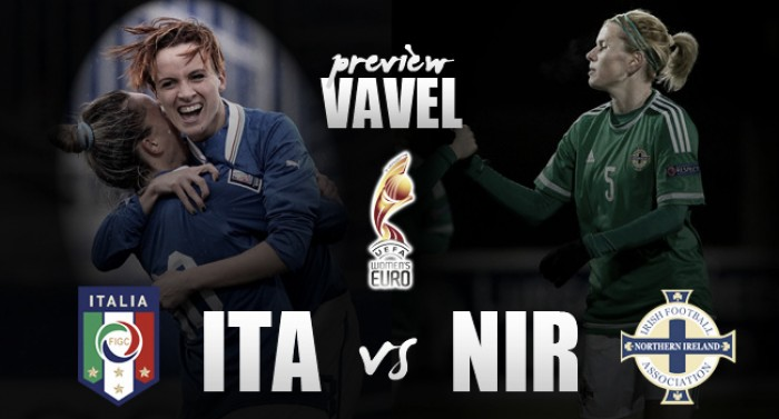 UEFA Women's Euro 2017 Qualifier - Italy - Northern Ireland preview: Azzurrine aim to return to winning ways