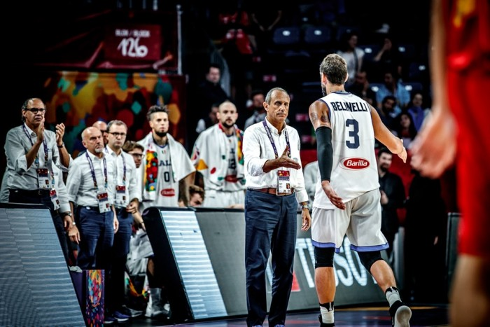 EuroBasket 2017 - Italia eliminata dalla Serbia, le emozioni del post gara