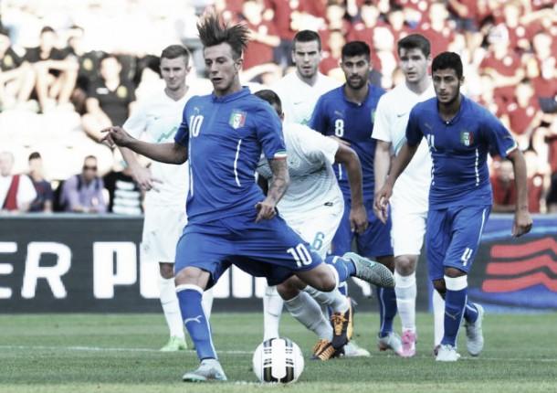 Risultato Italia - Lituania Under 21, qualificazioni Euro 2017 (2-0): Berardi, Benassi