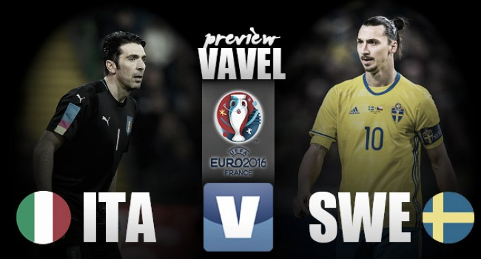 Italy vs Sweden preview: Conte targets early Azzurri qualification
