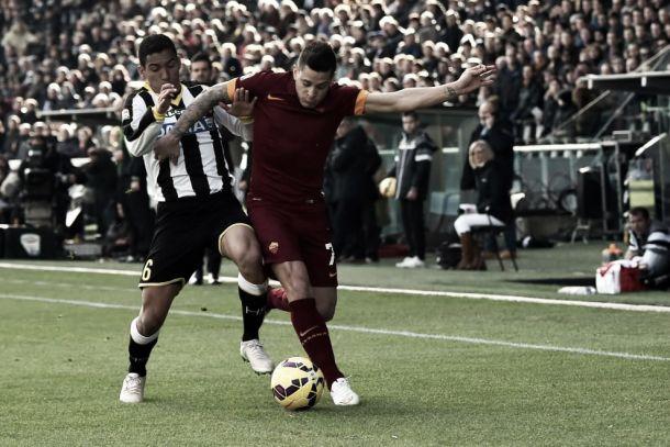 Verso Roma - Udinese, l'undici di Garcia