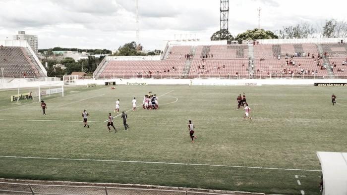 Ituano bate o Atlético-PR nos pênaltis e avança de fase na Copa São Paulo de Futebol Júnior