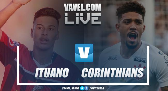 Resultado e gol Ituano e Corinthians pelo Campeonato Paulista 2019
