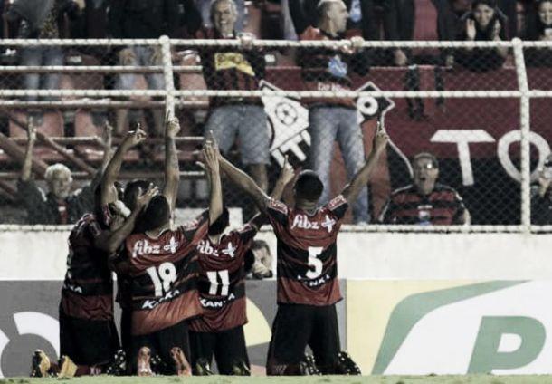 Ituano surpreende e abre boa vantagem sobre Goiás na Copa do Brasil
