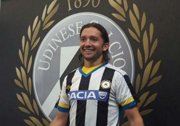 Il cileno Iturra dal Granada all'Udinese