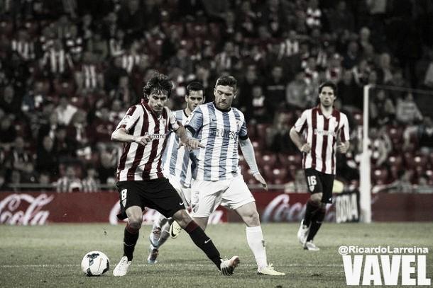 El Málaga CF y su participación en la Copa del Rey 2014/15
