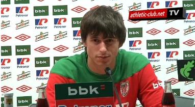 Iturraspe: ''La temporada pasada fue muy buena pero hay que seguir mejorando''