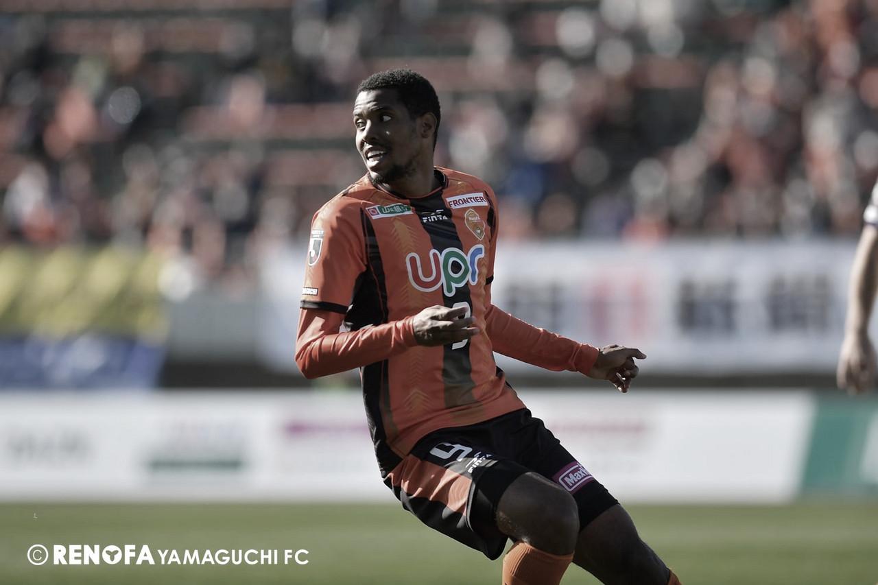 Iury encerra passagem pelo Renofa Yamaguchi e aguarda definição do Portimonense