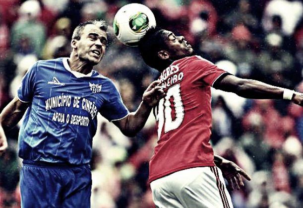 Um Benfica B no limite do «quanto baste»