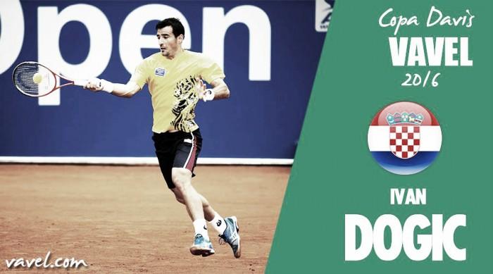 Copa Davis 2016. Ivan Dodig: punto asegurado en los partidos de dobles