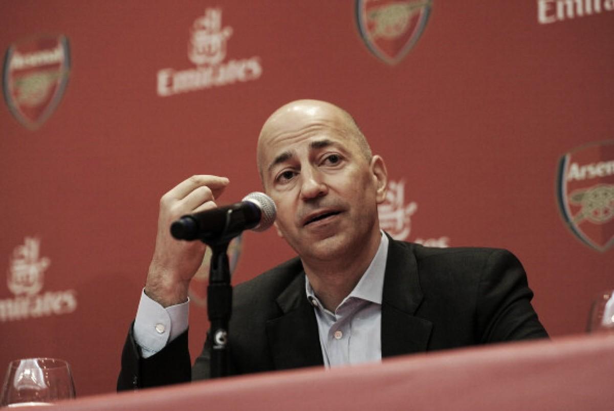 Diretor-executivo diz que Arsenal ainda pode voltar a brigar pela Premier League no futuro