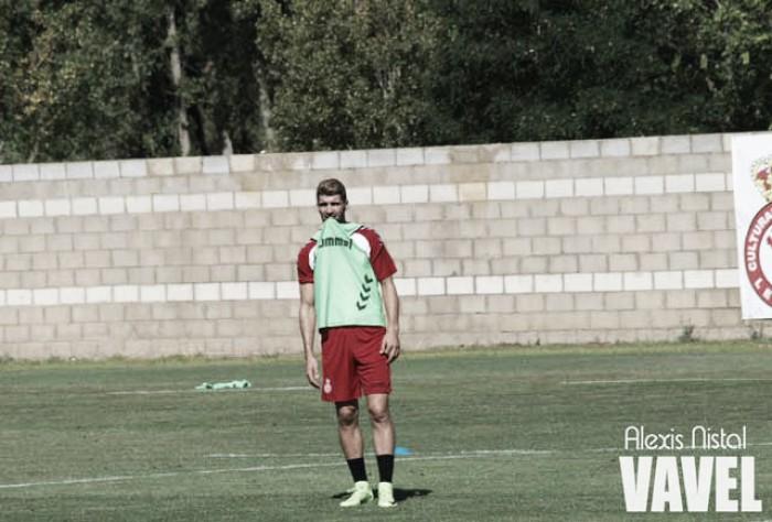 "Iván González: ""Tenemos que seguir así para llegar bien"""