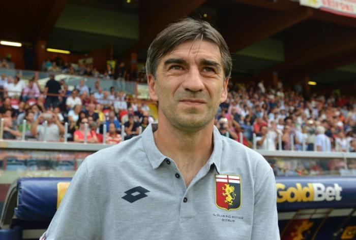 """Genoa, Juric: """"Dobbiamo avere sempre questa intensità"""""""