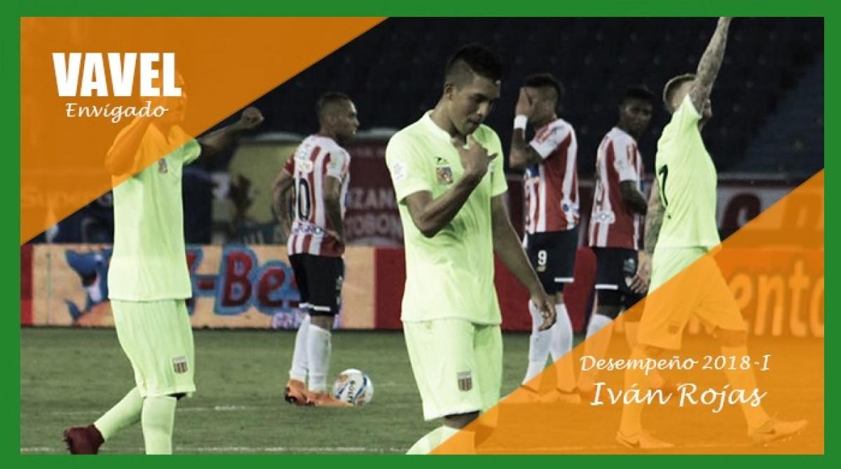Análisis Envigado FC 2018-I:Iván Rojas