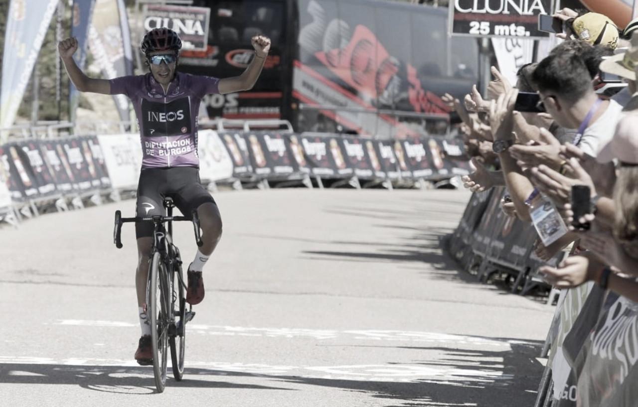 La Vuelta a Burgos, el punto de partida para el regreso del ciclismo