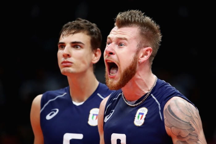 Volley: Zaytsev - Federazione, botta e risposta