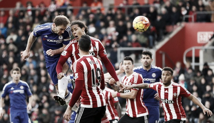 Post-match digest: Saints' unbeaten run halted by Chelsea