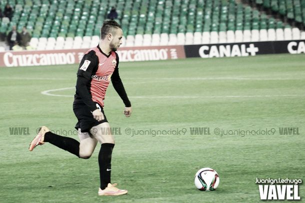'MVP VAVEL' del Almería B 2-2 Guadalajara: Iván Sánchez