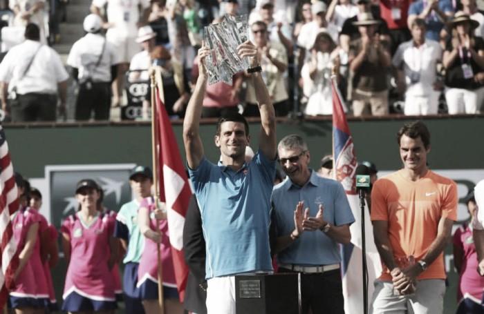 Atp, tutti (tranne Federer) contro Djokovic a Indian Wells