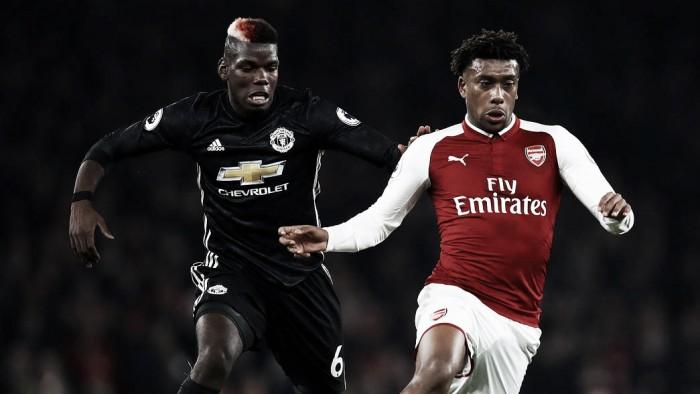 """Iwobi: """"Nos arriesgamos y sacaron provecho de ello para conseguir el tercer gol"""""""