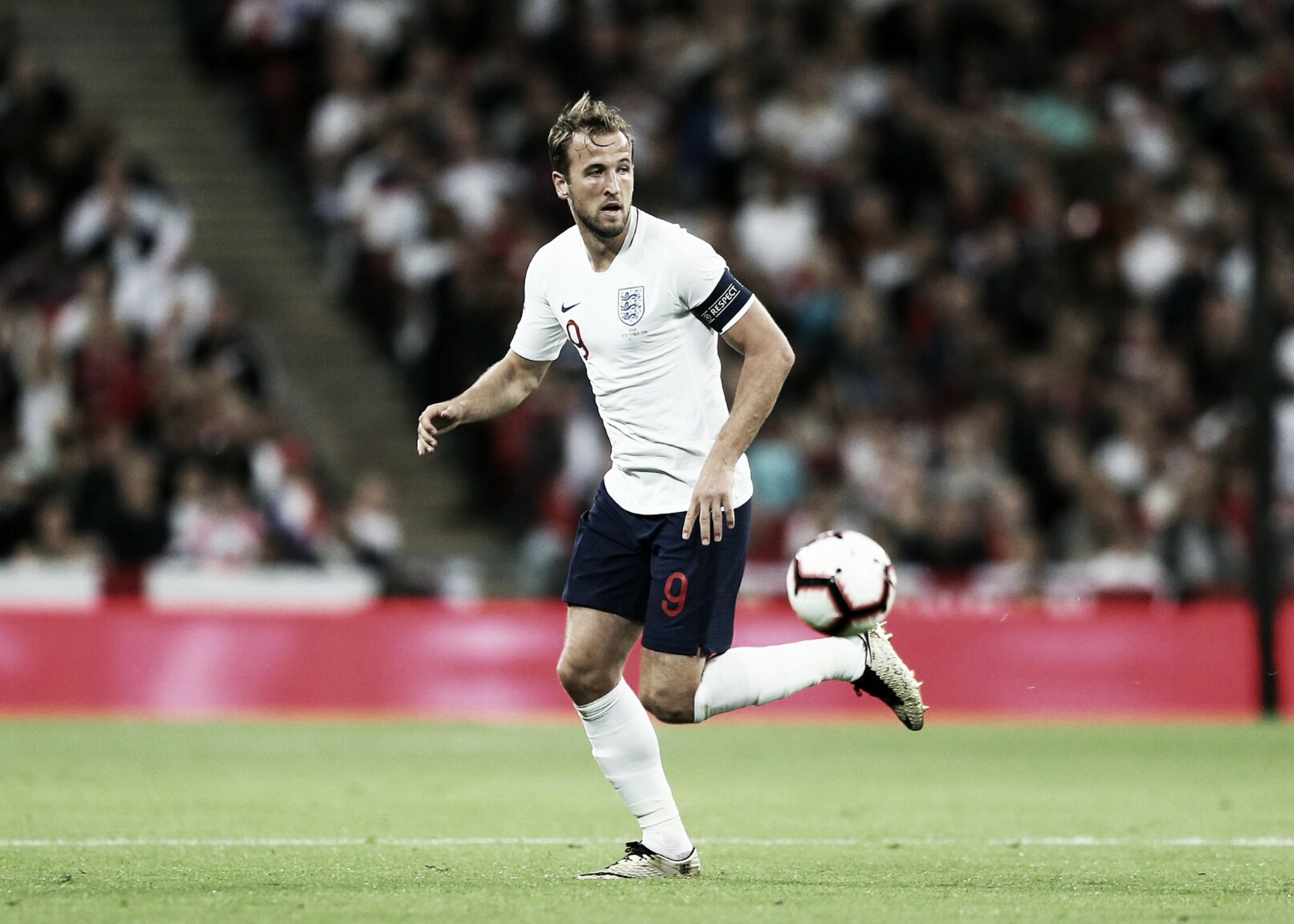 Após derrota da Inglaterra, Harry Kane critica falta de 'convicção' do árbitro