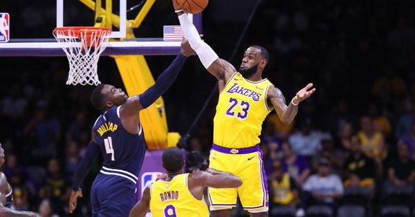 NBA- La nottata e i suoi risultati